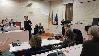 2018-10-27 Referendum ATAC - Conclusioni Julian Colabello (NO) e Riccardo Magi (SI)