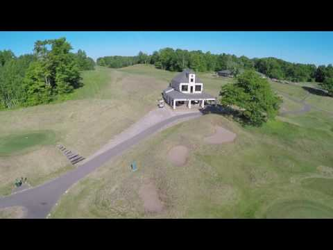 Big Fish Golf Course Aerial Tour