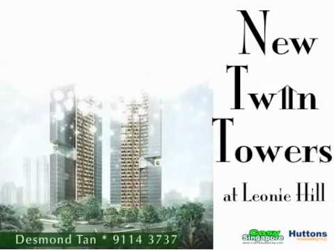 New twin towers at Leonie Hill