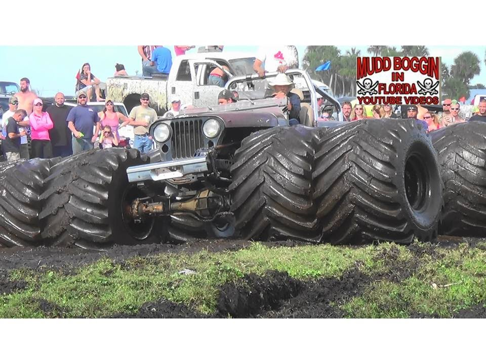 2016 Jeep Truck >> Mega Monster Jeep..Bounty Hole Will it Make It - YouTube