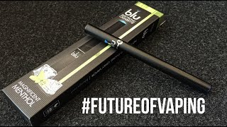 One of GrimmGreen's most viewed videos: The Future Of Vaping ~ The BluCig