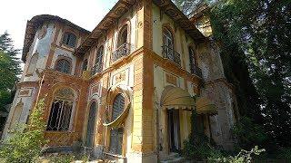 Abandoned $10 Million Dollar Italian Mansion