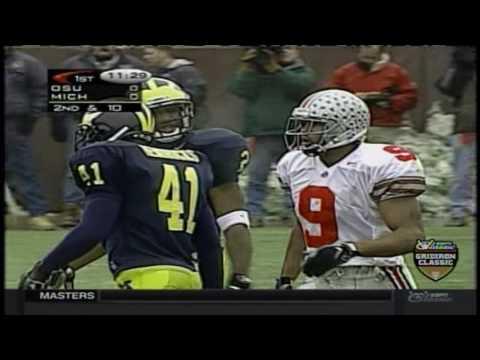 1997 #4 Ohio State vs. #2 Michigan (HD)