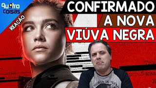 🕷️  DIRETORA DE VIÚVA NEGRA CONFIRMA, SCARLETT JOHANSSON JÁ ERA!