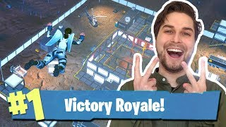 CHAOS IN DUSTY DIVOT EN EERSTE WIN SEIZOEN 4! - Fortnite Battle Royale (Nederlands)