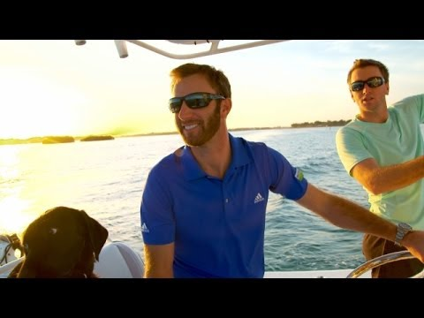 At Home: Dustin Johnson