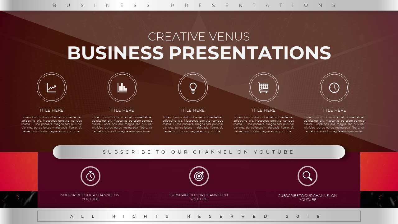 How To Design Beautiful Business Proposal Points Presentation In Microsoft Office365 Powerpoint