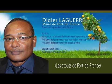 Contact-Entreprises ouvre le dialogue avec Didier LAGUERRE sur l'attractivité de Fort-de-France