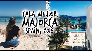 TRAVEL VLOG: 3 DAYS IN MAJORCA 2016 | SPAIN, CALA MILLOR [ ZAPOWIEDŹ VLOGÓW ]