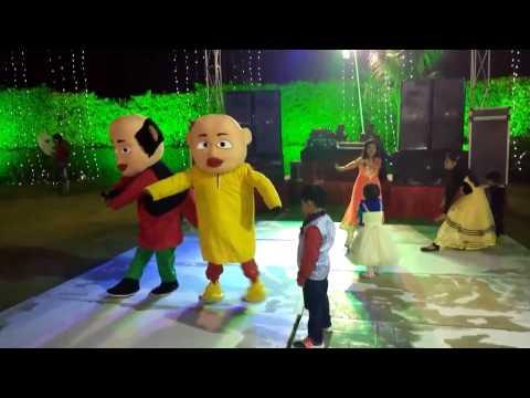 Motu Patlu Dance On Dj