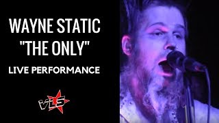 Скачать Vinnie Langdon Wayne Static The Only Live Performance