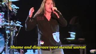 Dream Theater - Losing time Grand  Finale ( Live in Chile ) - with lyrics
