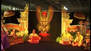 Topeng Tua dance by Semara Ratih Bali