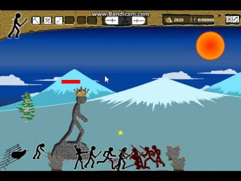Stick wars hacked episode 2 speartons youtube