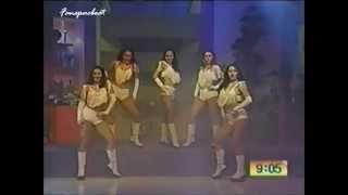 Ballet tempranito  MAMBO NO. 5 LOU BEGA