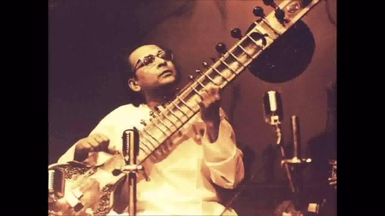 Pt. Nikhil Banerjee - Raag Shyam Kedar