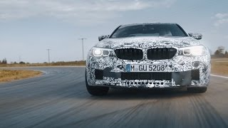The all-new BMW M5 with M xDrive. In-depth.