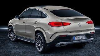 2020 Mercedes-Benz GLE Coupé c167 - the large premium SUV