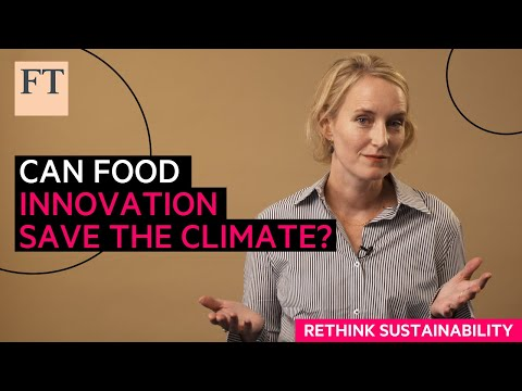 Can we save the world's climate by investing in food innovation? | Rethink Sustainability