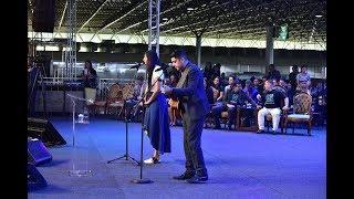 Canção e Louvor - Rei e Santo - UMADEB 2019
