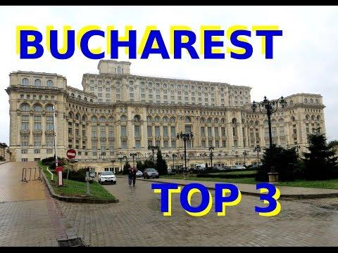 BUCHAREST, top 3 Experiences