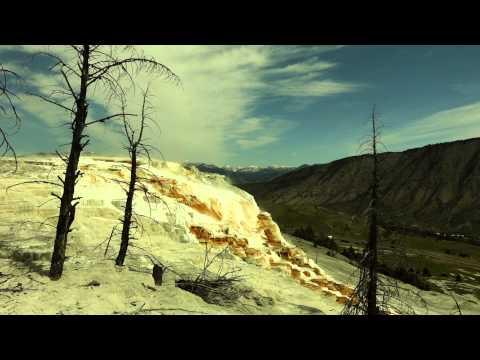 Yellowstone National Park - most beautiful spots