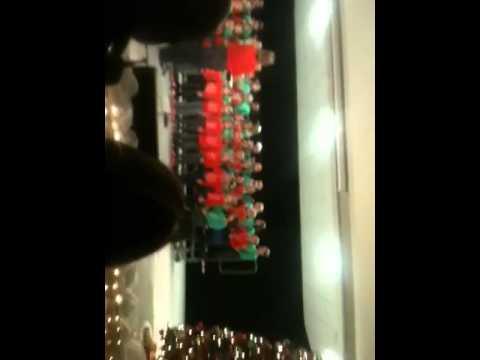 Lake Hamilton primary school Christmas concert