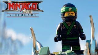 LEGO Ninjago Movie Videogame - Gameplay Walkthrough Part 1- Lego Ninjago City (PC)