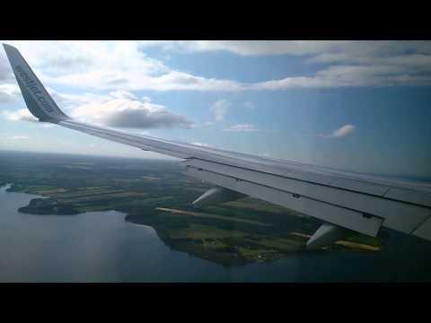 Beautiful Approach into Charlottetown CYYG