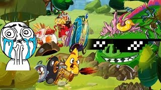 Angry Birds EPIC Humor and laughter Part 7