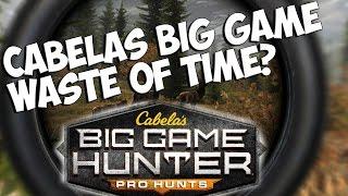 Video Is This Hunting? Cabelas Big Game Pro Hunter: Pro Hunts Gameplay w/leeroy download MP3, 3GP, MP4, WEBM, AVI, FLV Juni 2018