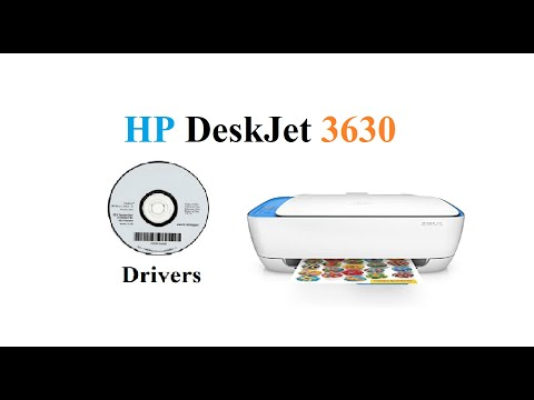 DeskJet 3630   Driver