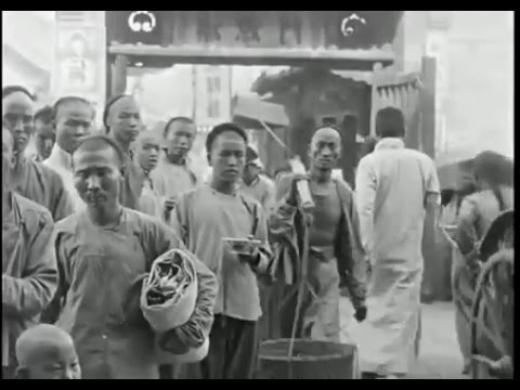 清朝末年實景 The final years of Qing Dynasty Documentary