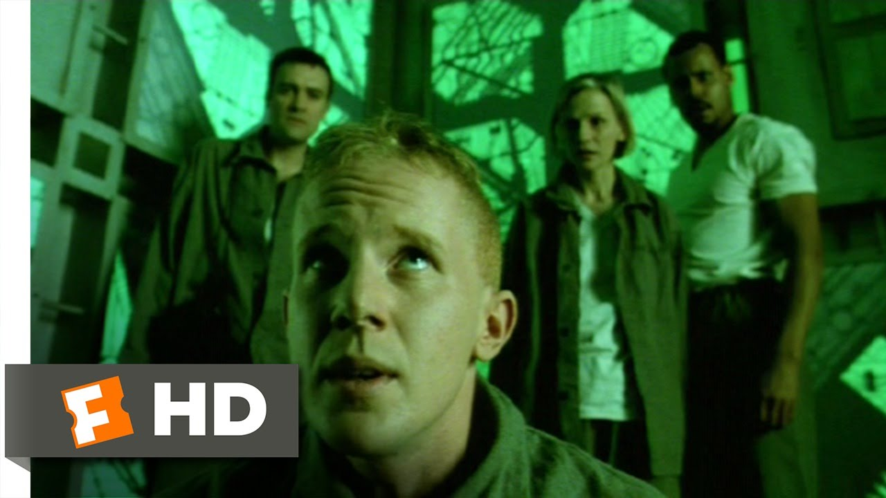 Cube 512 Movie Clip This Room Is Green 1997 Hd Youtube