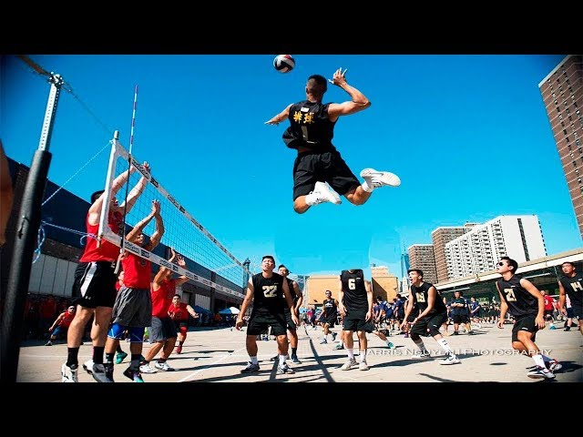 Penuel Josh Barrina - Monster of the Vertical Jump (HD)