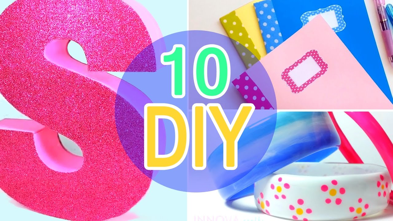 5 Minute Crafts To Do When You Re Bored 10 Quick And Easy