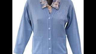 Cardigans for the elderly- Rival Clothing
