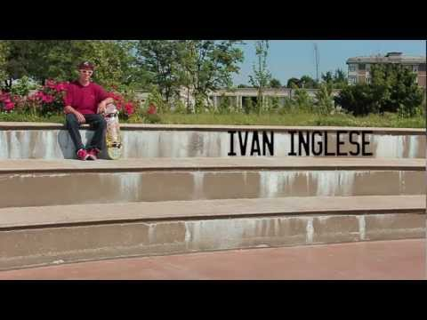 Ivan Inglese Ripping the Plaza
