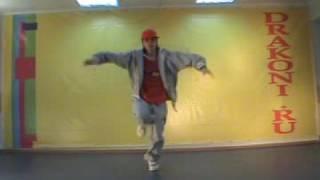 Обучающее видео hip-hop (хип-хоп): демонстрация(Подписаться на Дракона: http://goo.gl/ybHiy Бонус для любопытных: http://drakoni.ru/bonus.html Если Вам понравилось это видео..., 2008-10-08T07:35:39.000Z)