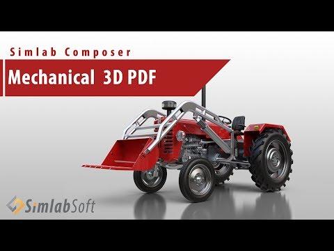 SLC Mechanical training / Part 3 (3D PDF)