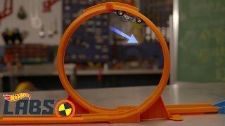 Il Giro della Morte | Hot Wheels Labs | Hot Wheels