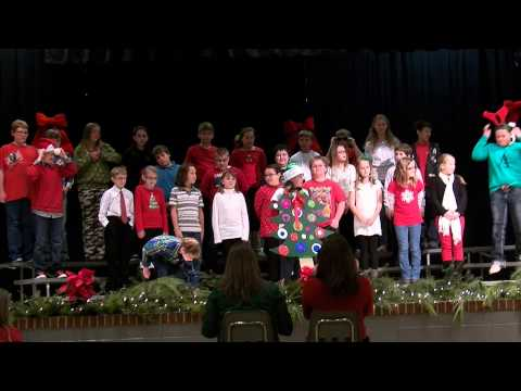 Pleasant Home School 5th Grade Christmas Program