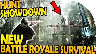 HUNT SHOWDOWN - NEW SURVIVAL x BATTLE ROYALE GAME - HUNTING the BUTCHER BOSS- Hunt Showdown Gameplay