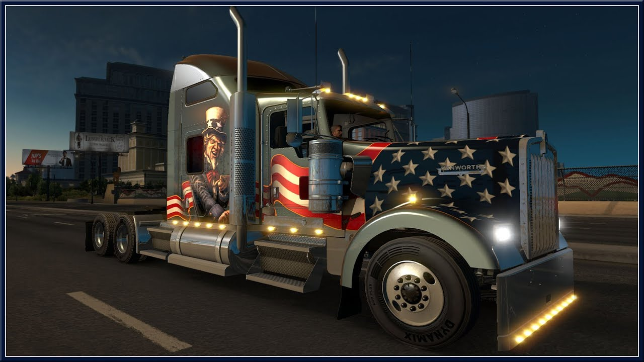 truck driver new playstation teaser trailer a new driving simulator game ps4 hd youtube. Black Bedroom Furniture Sets. Home Design Ideas