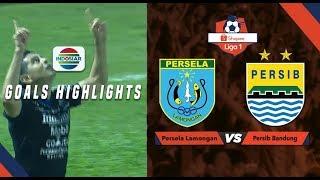 Persela Lamongan (2) Vs Persib Bandung (2) Gol Highlight | Shopee Liga 1
