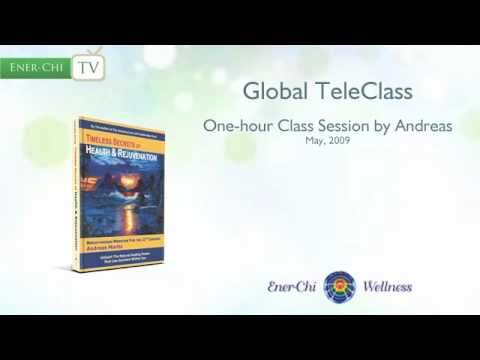 One Hour Tele Class By Andreas Moritz