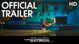 The LEGO Batman Movie (2017) Teaser Trailer #1 [HD]