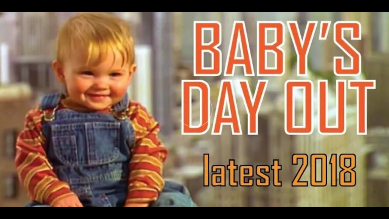 Download #babiesdayout #funnymovie BABY'S DAY OUT FULL HD MOVIE |   HeyU | FUNNY MOVIE | KIDS MOVIE | LATEST