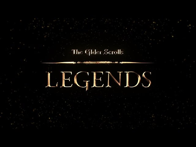 The Elder Scrolls Legends (видео)