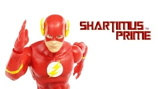 dc comics icons flash series 2 dc collectibles 1 12 scale 6 inch toy action figure review